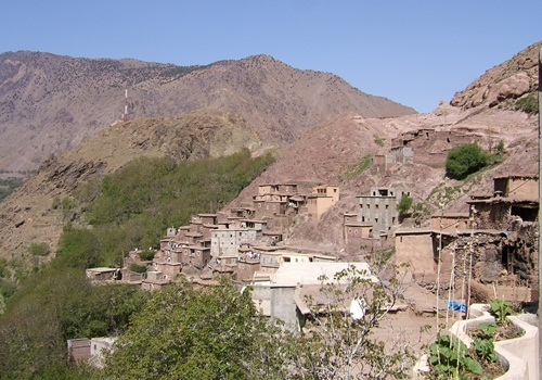 Berber Villages and Toubkal Trek