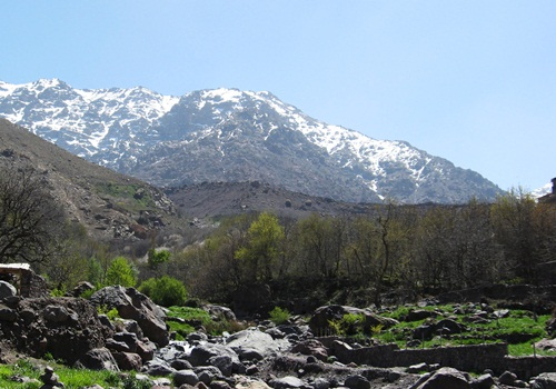 Three High Atlas Valleys Trek